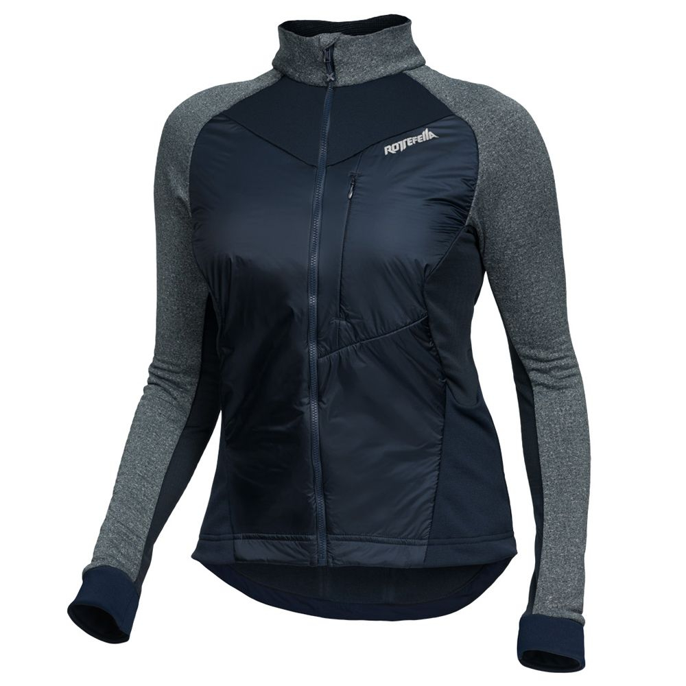 1f895a63 WOMEN'S JACKET NIGHT BLUE | Rottefella - invented in Norway