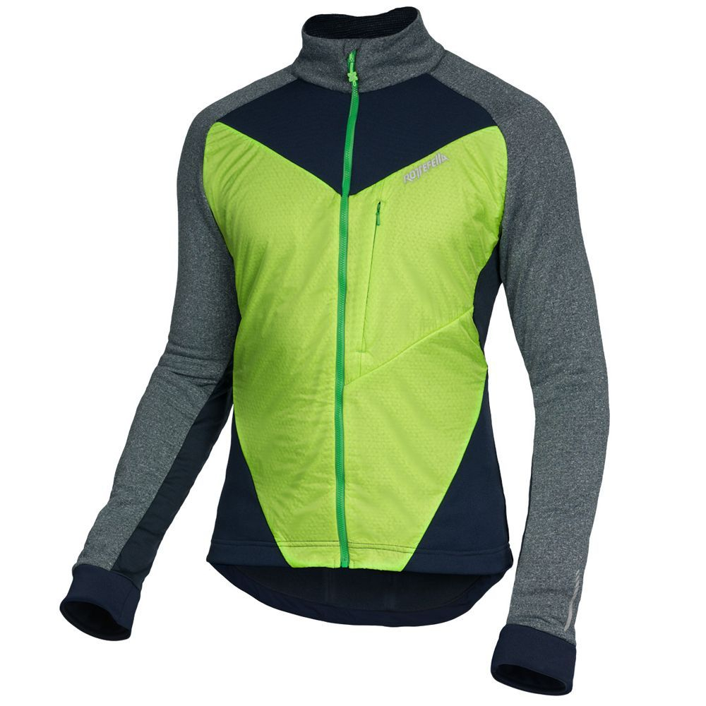 554c890c MEN'S JACKET SIGNAL GREEN | Rottefella - invented in Norway